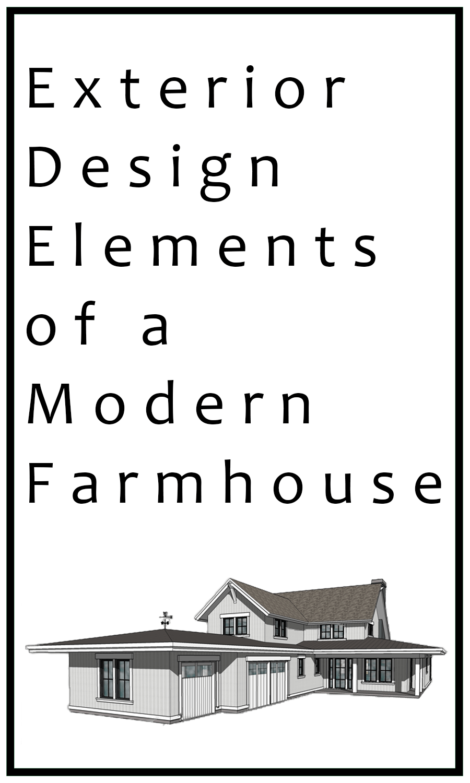 modern farmhouse elements