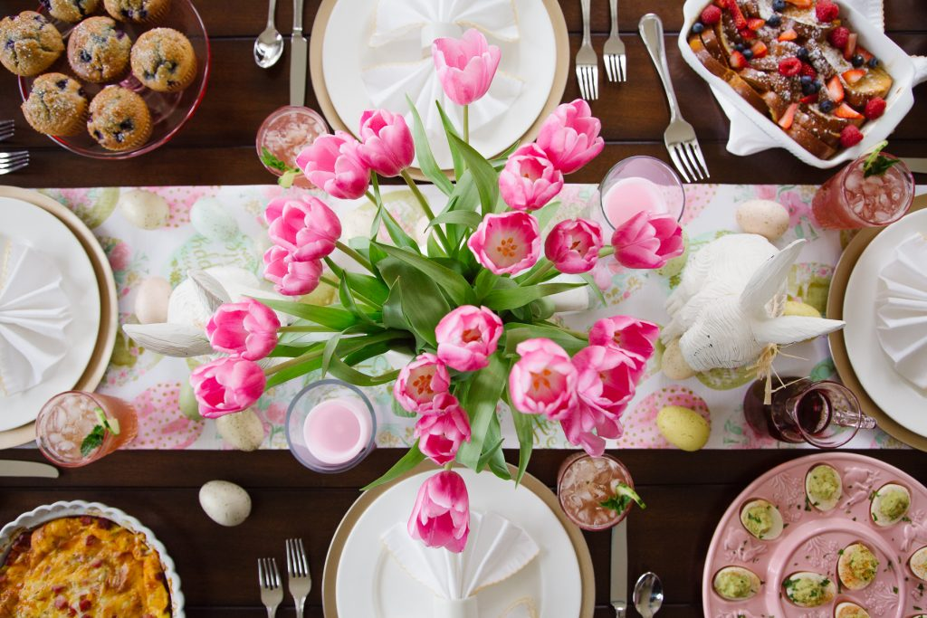 Create an easy, yet delicious Easter Brunch with these recipe ideas!