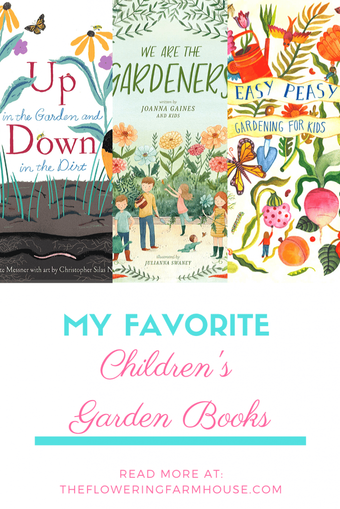 children's garden books