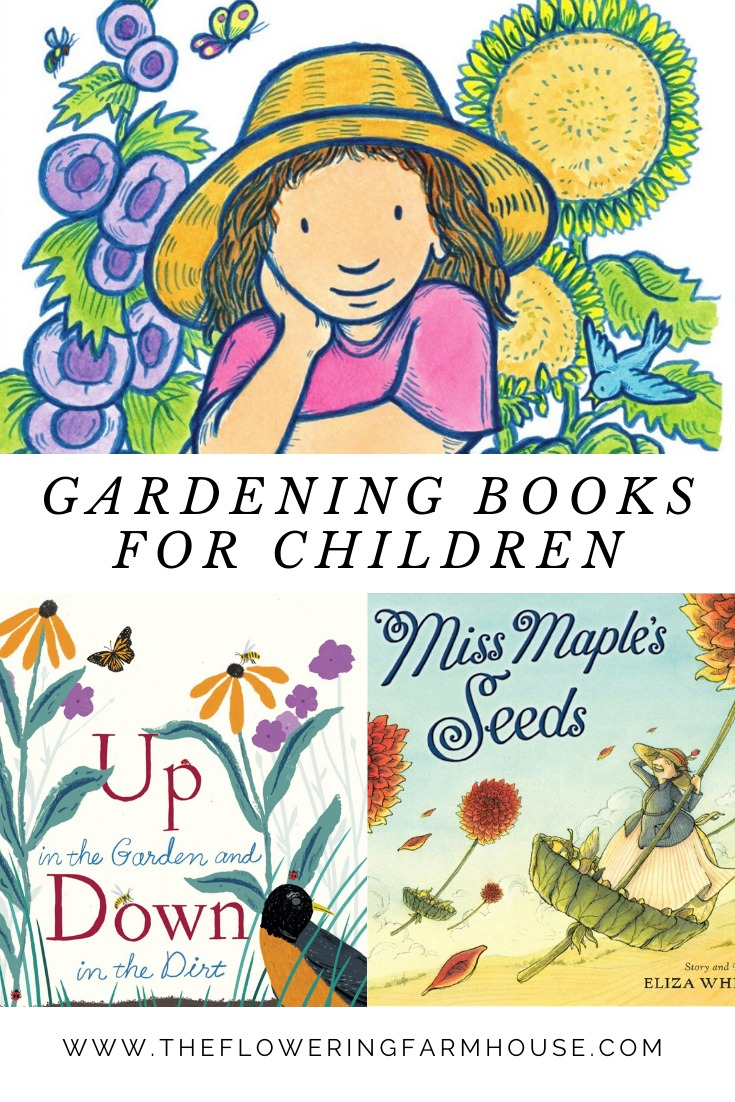 My Favorite Children's Garden Books