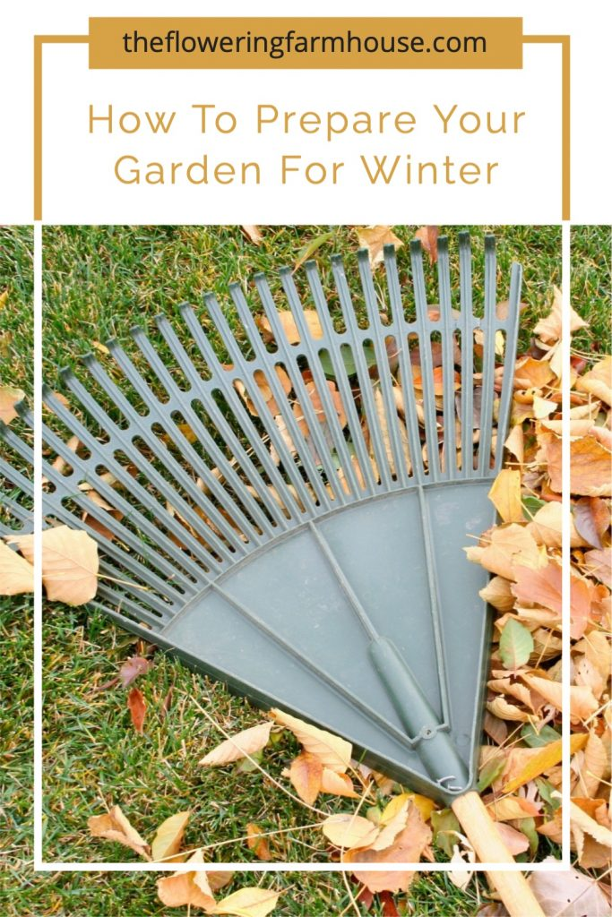 steps to get your garden ready for winter